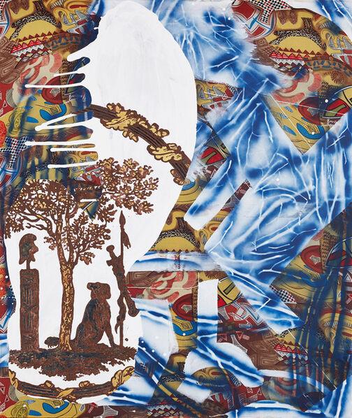 """Sigmar Polke, '""""Forêt Nationale (National Forest)""""', 1989"""