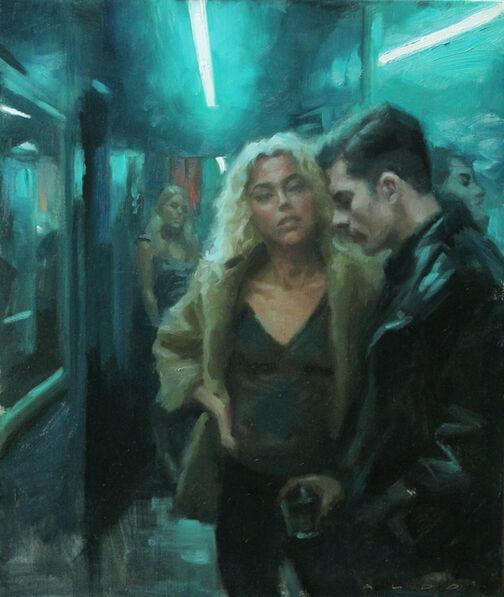 Aldo Balding, 'Fluorescence', 2020