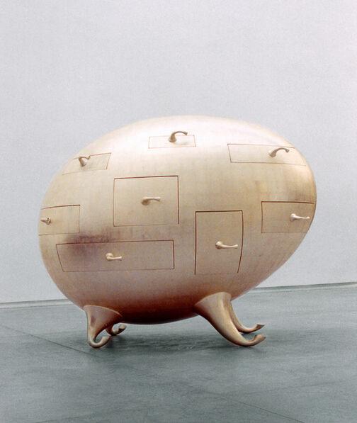 Elizabeth Garouste and Mattia Bonetti, 'Chest of Drawers 'St Petersburg'', 1999