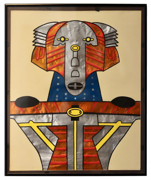 Karl Wirsum, 'Venetian Robot', ca. 1968