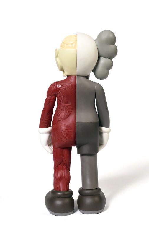 KAWS, 'ORIGINALFAKE COMPANION ( (Brown)', 2006, Sculpture, Painted cast vinyl, DIGARD AUCTION