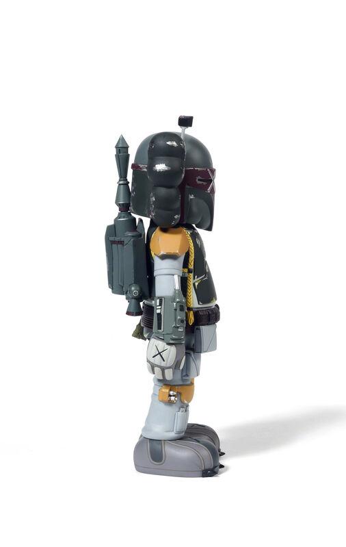 KAWS, 'KAWS BOBA FETT', 2013, Sculpture, Painted cast vinyl, DIGARD AUCTION