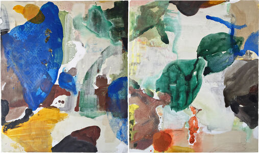 Julia Nee Chu, 'Expand 1&2', 2016