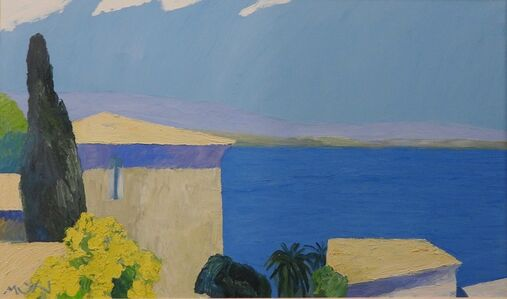 Roger Muhl, 'Bord de mer', 1997