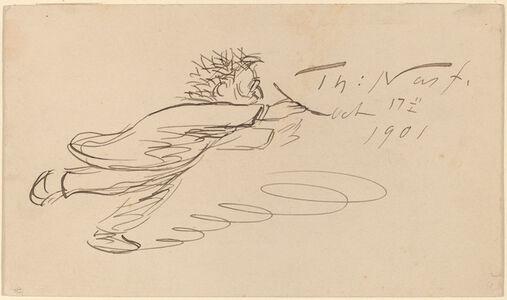 "Thomas Nast, 'Signature, ""TH. Nast, Oct. 17, 1901""', 1901"