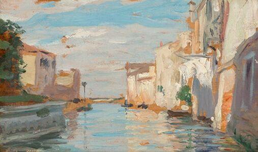 Carolus-Duran, 'View of Venice', circa 1865-1869