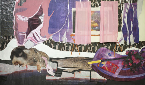 Katharien de Villiers, 'The Couch Must Match The Curtains', 2018