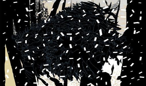 Kamen Startchev, 'Without Sound II', 2019
