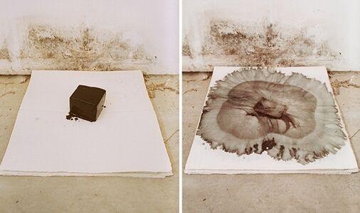 Dai  Guangyu 戴光郁, 'Marks of Corrosion 蚀痕', 1989