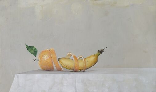 Ahmad Zakii Anwar, 'Banana & Orange', 2020