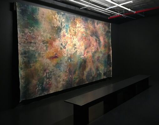 The Captive by Myles Bennett, installation view