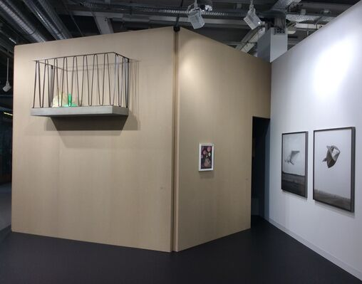 Sies + Höke at Art Basel 2016, installation view