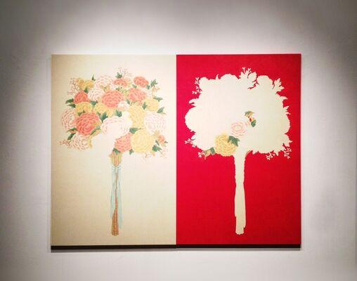 Asian Art Works at KIAF 2016, installation view