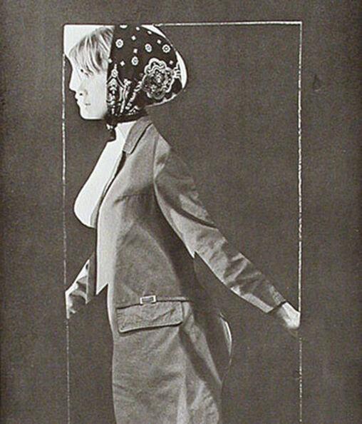 Michael Snow, 'Carla Bley', 1965