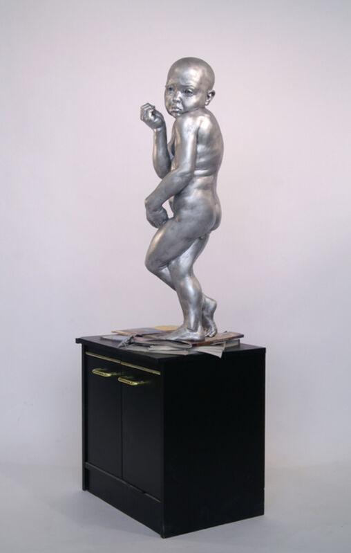 Peter Simon Mühlhäußer, 'Jaidee', 2012, Sculpture, Aluminium, Accesso Galleria