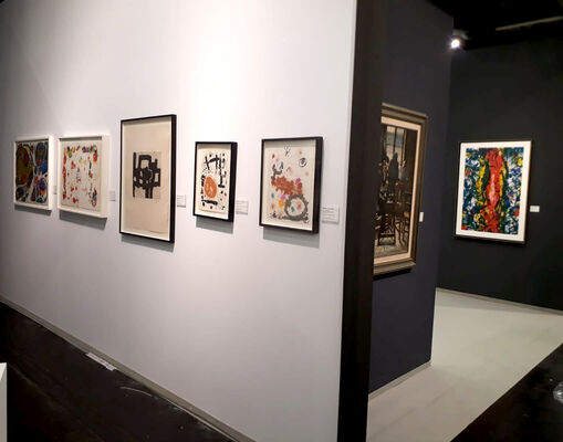 Gilden's Art Gallery at Cologne Fine Art & Design 2019, installation view