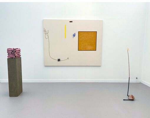 Galería OMR at Frieze Los Angeles 2020, installation view