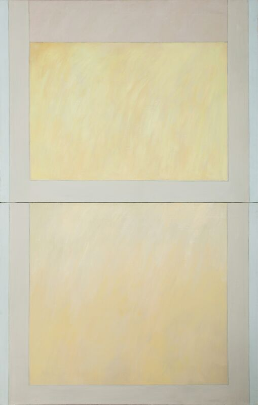 Jordi Teixidor, 'Untitled #229', 1975, Painting, Acrylic and oil on canvas, Zeit Contemporary Art