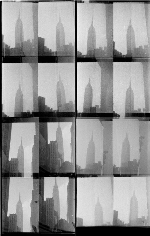 Stefanie Schneider, 'The Empire (Strange Love)', 2005, Photography, Digital C-Print, based on a 35mm analog Negative strip, Instantdreams
