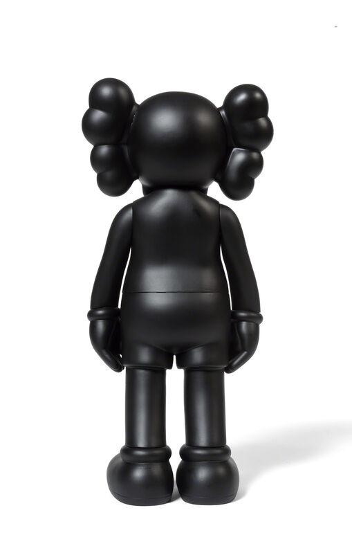 KAWS, 'FIVE YEARS LATER COMPANION (Black)', 2004, Sculpture, Painted cast vinyl, DIGARD AUCTION