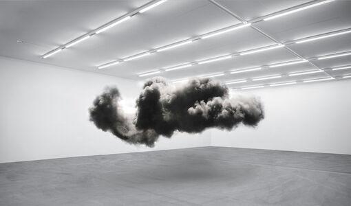 Fabian Bürgy, 'Black cloud', 2015