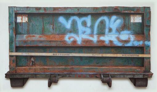 Dan Witz, 'Container Maspeth II', 2016