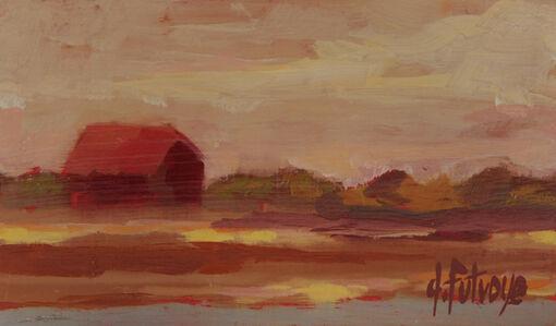 Ginny Futvoye, 'Winter Landscape II', 2019