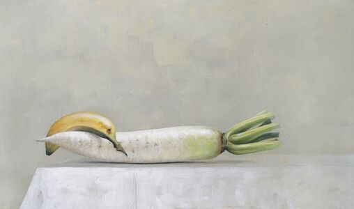 Ahmad Zakii Anwar, 'White Radish & Banana ', 2020