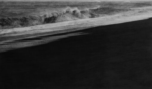 Renie Spoelstra, 'black beach #5', 2020