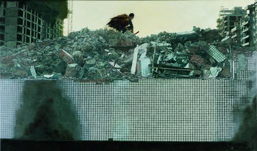 Li Dafang, 'E Han in Armour', 2006
