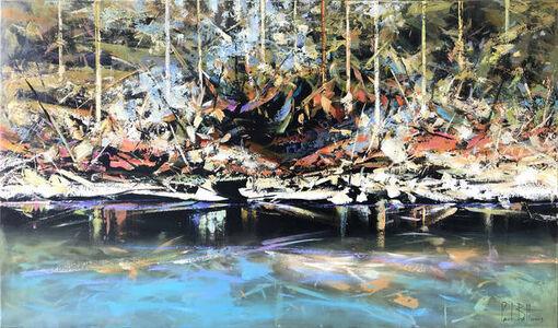 Paul Battams, 'Refuge Bay', 2018