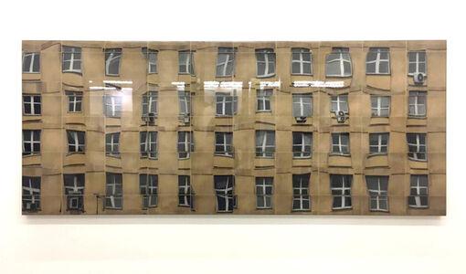 Evol, 'Reflexion on reflexion', 2018