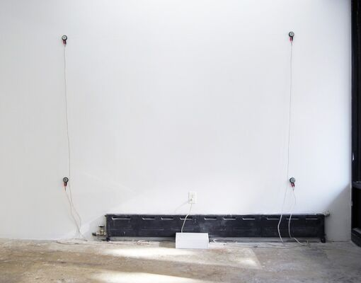 Sound 1, installation view