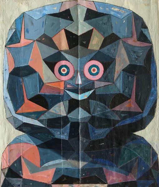Raymond Lemstra, 'Untitled (Head) 8 ', 2019