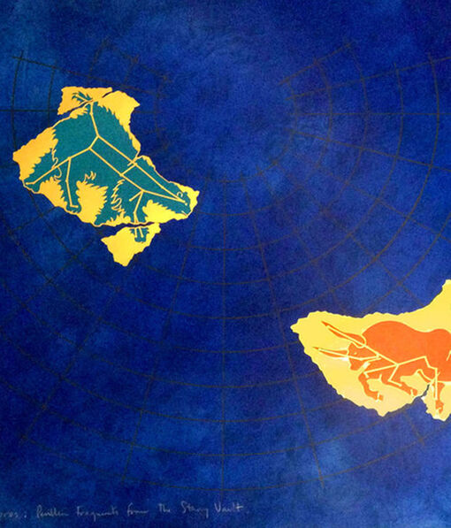 General Idea, 'Ursa Major and Taurus', 1983