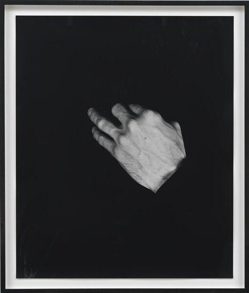 Talia Chetrit, 'Hand on Body (Mouth)', 2012