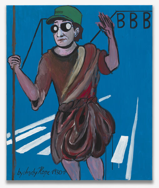 Andy Hope 1930, 'Self Portrait as BBB', 2017