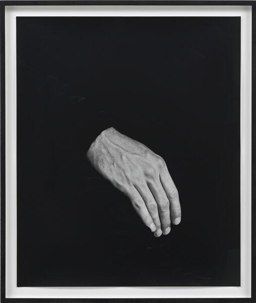 Talia Chetrit, 'Hand on Body (Thigh', 2012