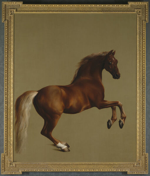George Stubbs, 'Whistlejacket', about 1762