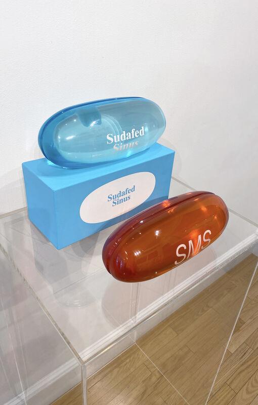 Damien Hirst, 'Sudafed PE Sinus ', 2014, Sculpture, Polyurethane resin with ink pigment, DTR Modern Galleries