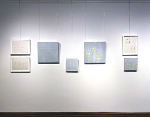 Edda Renouf, Near and Distant Sounds, installation view