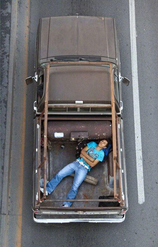 Alejandro Cartagena, 'Carpoolers #27', 2011, Photography, Archival Pigment Print, Circuit Gallery