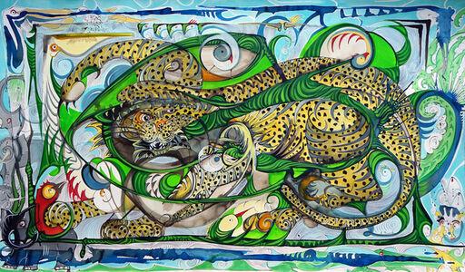 Alex Beard, 'The Jungle Cat', 2018