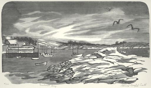 Bernard Brussel-Smith, 'Penobscot Bay or Stonington, Maine', 1954