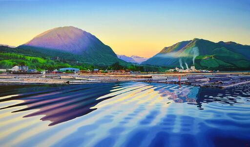 Valerie Raynard, 'Port Mellon ( Howe Sound)', 2019