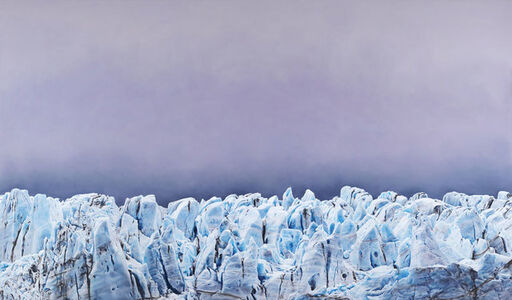 Zaria Forman, 'Risting Glacier South Georgia Limited Edition Print', 2017
