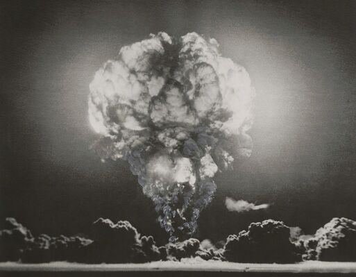 Atomic Bomb, installation view
