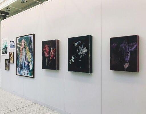 GALERIE VON&VON at Paper Positions Berlin 2018, installation view