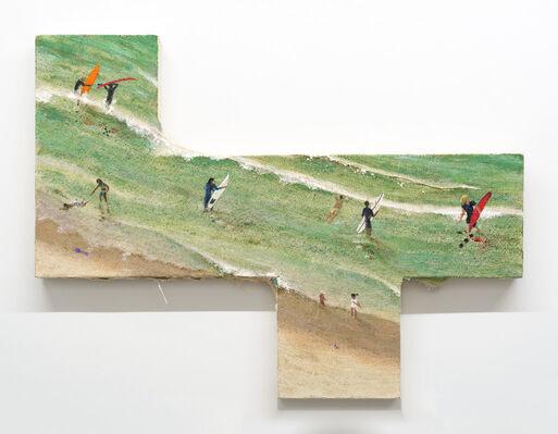 Nicholas Cueva at MEN Gallery, installation view
