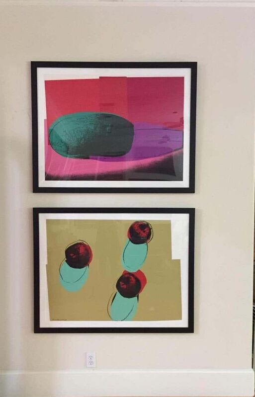 Andy Warhol, 'Apple ', 1979, Print, Screenprint on Lenox Museum Board, EF ARTE